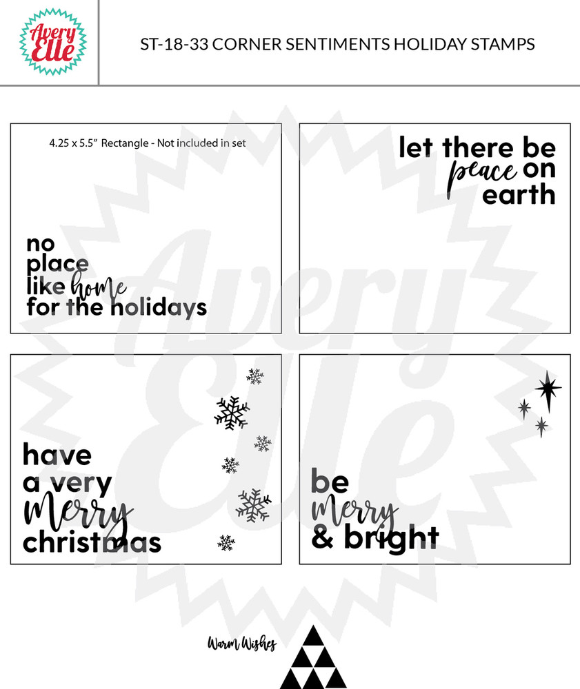 Corner Sentiments Holiday Example