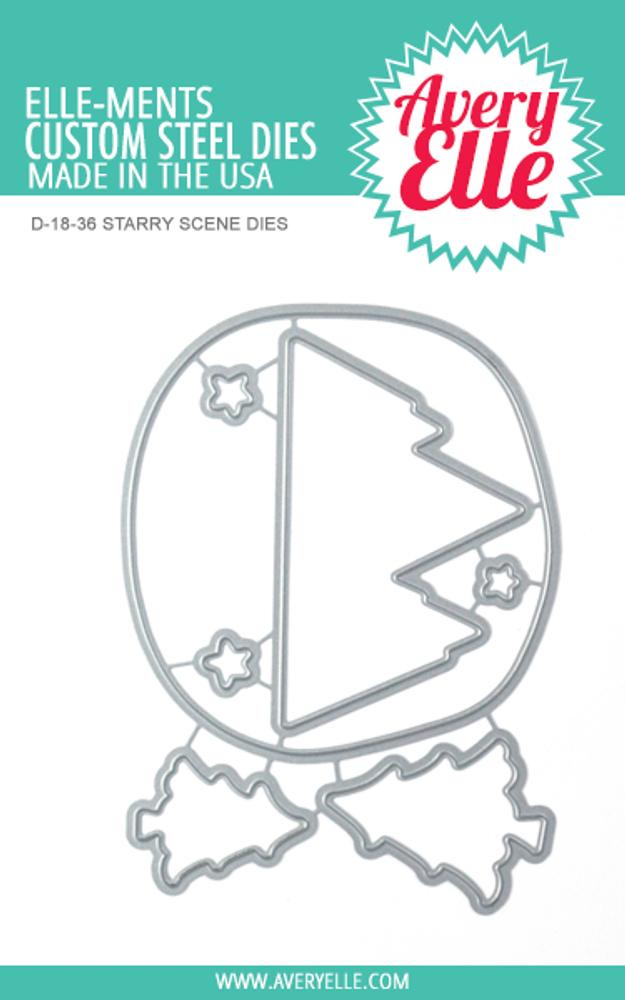 Avery Elle Starry Scene Dies