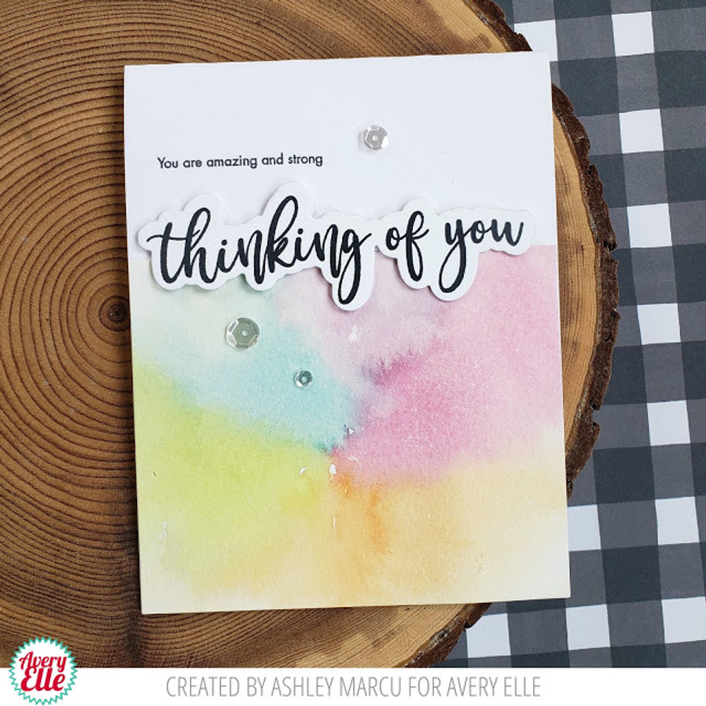 You've Got This Clear Stamps & Dies