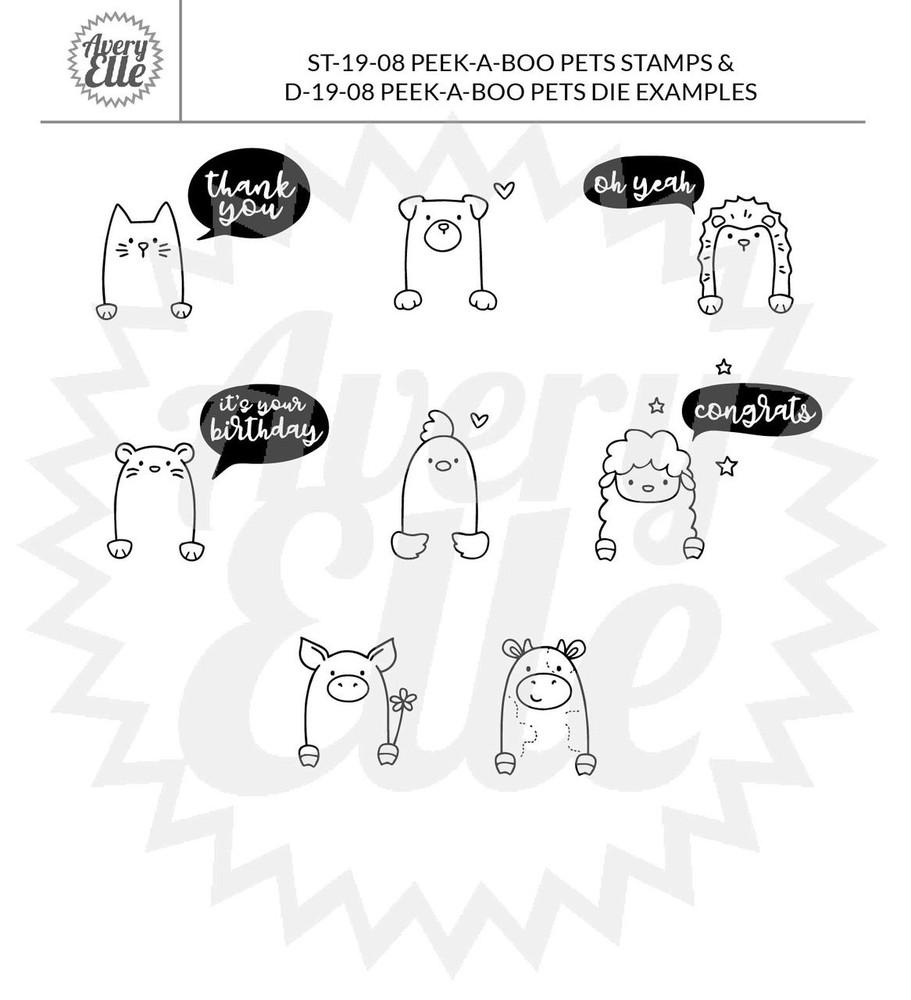 Peek-A-Boo Pets Example