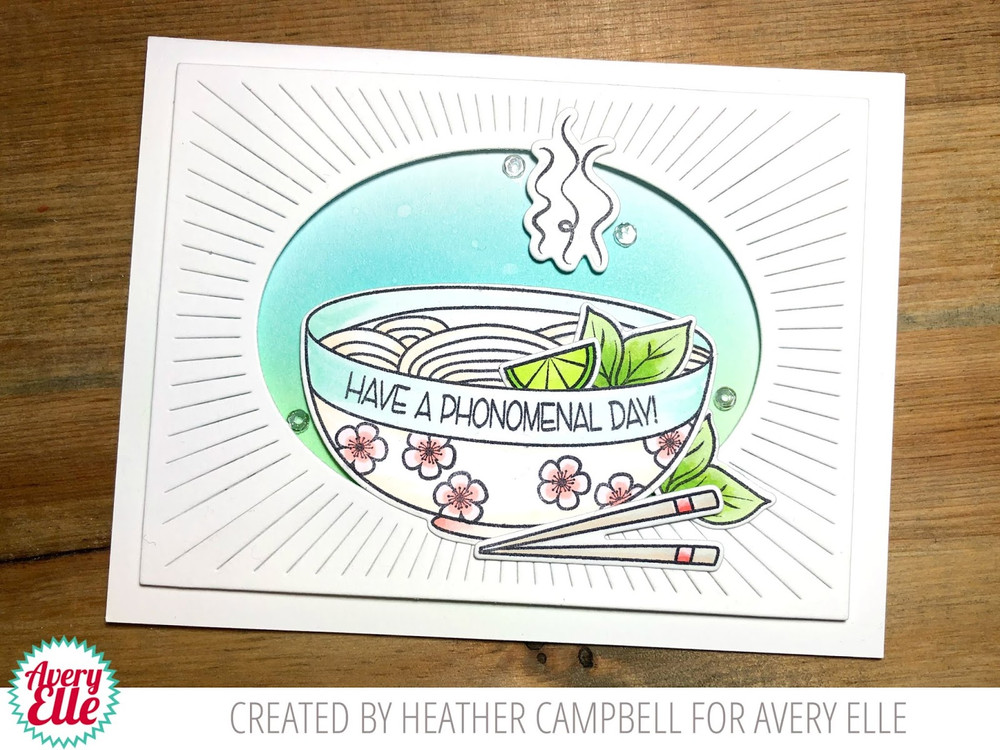 Phonomenal Clear Stamps & Dies