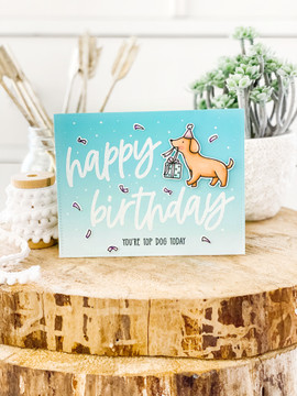 Loads Of Happy Clear Stamps & Dies