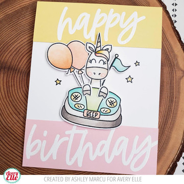 Loads Of Happy Clear Stamps