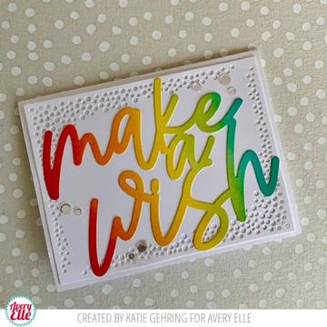 Make A Wish Die