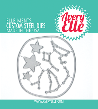 Avery Elle Constellation Scene Dies