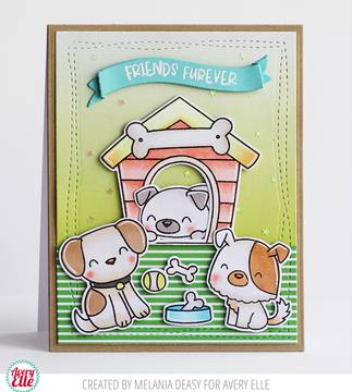 Dog-gone Clear Stamps & Dies