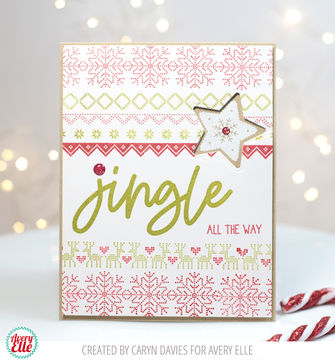Jingle Clear Stamps