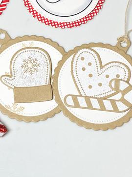 Christmas Cookies Clear Stamps & Dies