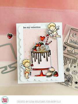 A Cake For All Seasons Clear Stamps & Dies