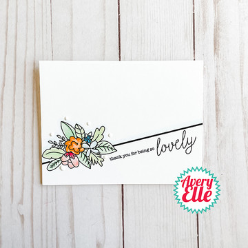 Lovely Clear Stamps & Dies