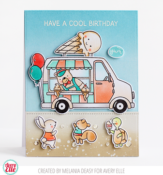 Sweet Day Clear Stamps & Dies