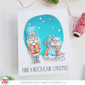 Christmas Dreams Clear Stamps & Dies