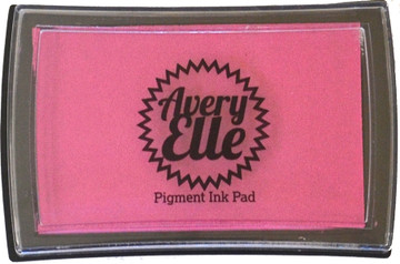 Avery Elle Magenta Pigment Ink Pad