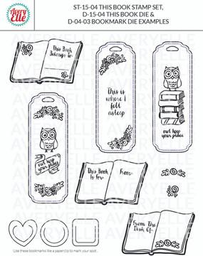 Die: Bookmark Elle-ments