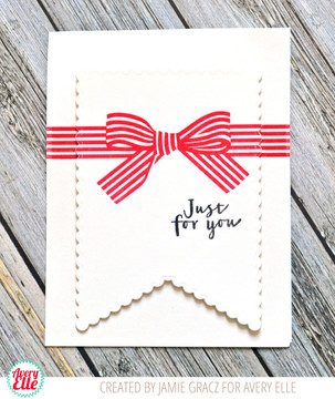 Beautiful Bow Clear Stamps