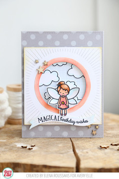 Pixie Dust Clear Stamps
