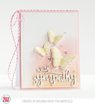 Die: Butterflies Elle-ments
