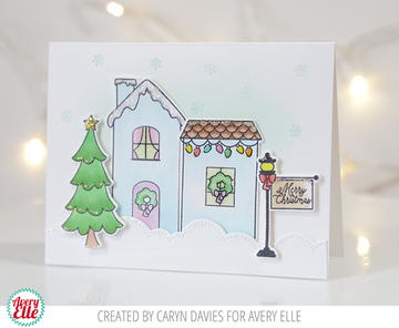 Chalet Clear Stamps & Dies