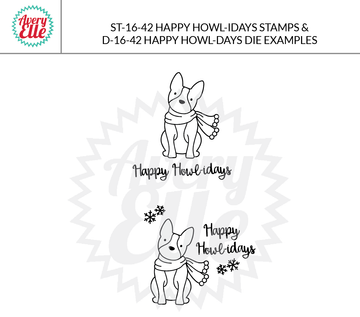 Happy Howl-idays Example