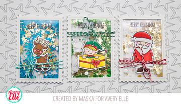 Postage Stamp Dies