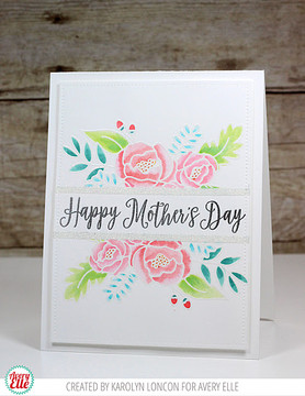 Mother's Day Clear Stamps