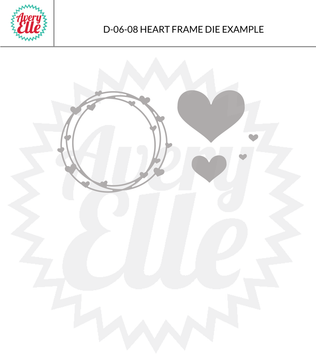 Heart Frame Example