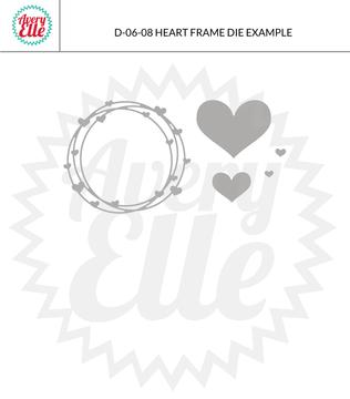 Heart Frame Example