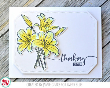 Loads Of Wishes Clear Stamps
