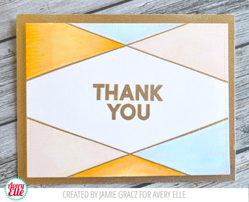 Mod Clear Stamps & Dies