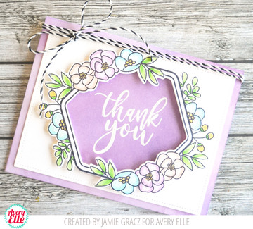 Blooming Clear Stamps & Dies