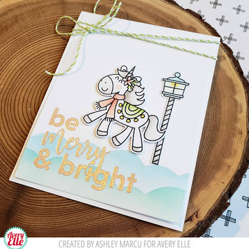 Christmas Magic Clear Stamps & Dies