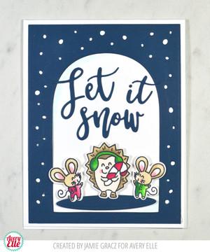 Let It Snow Dies