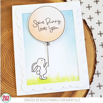 Some Bunny Clear Stamps & Dies