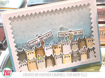 All Of Us Clear Stamps & Dies
