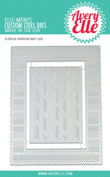 Avery Elle Arrow Mat Dies