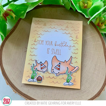 Swell Clear Stamps