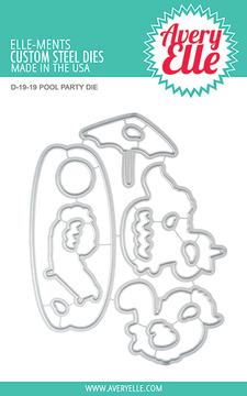Avery Elle Pool Party Dies