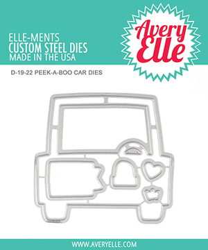 Avery Elle Peek-A-Boo Car Dies