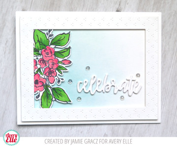 Dotted Frame Dies
