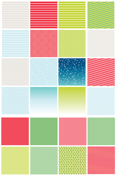 Avery Elle 6 x 6in Paper Pad