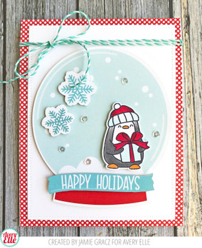 The Holiday Collection Paper Pad