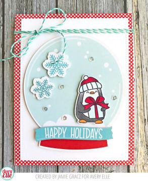 Avery Elle Holiday Ephemera Pack