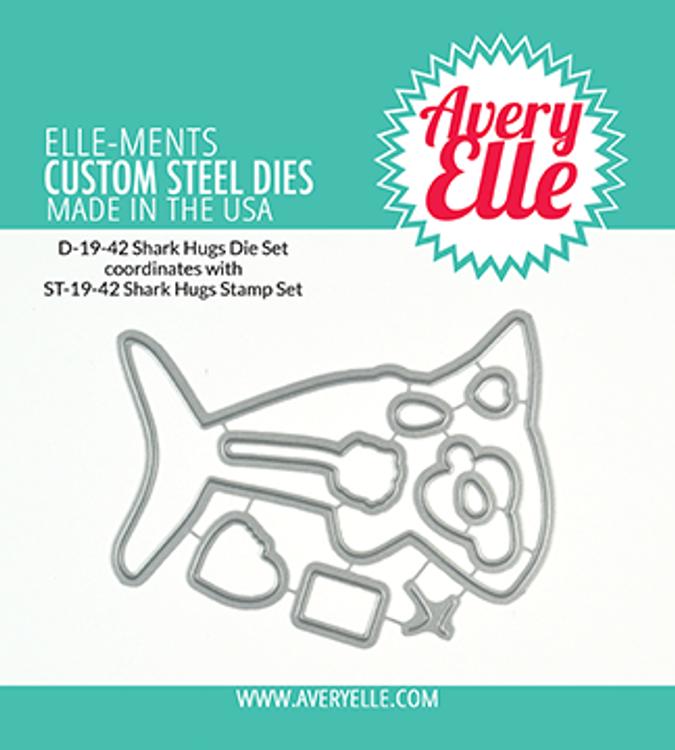 Avery Elle Shark Hugs Dies