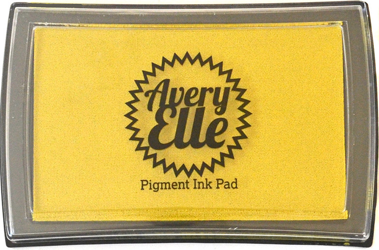 Avery Elle Bamboo green Pigment Ink Pad