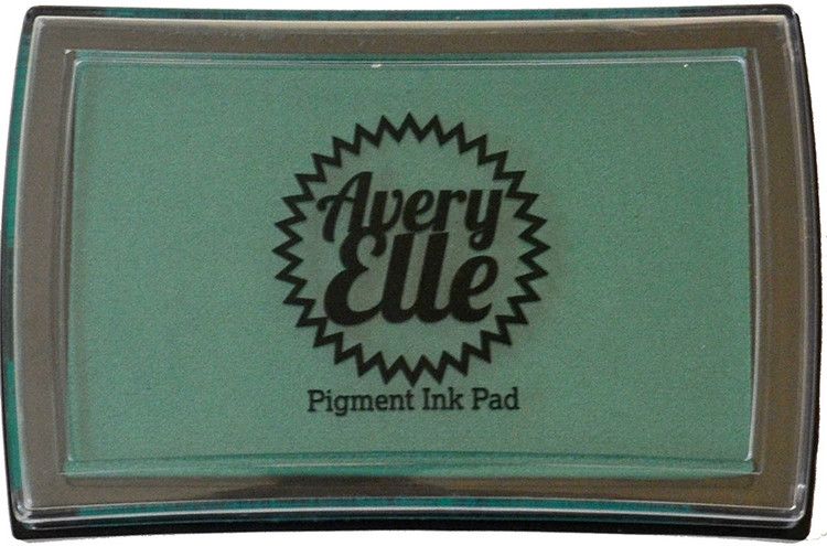 Avery Elle Mermaid Pigment Ink Pad