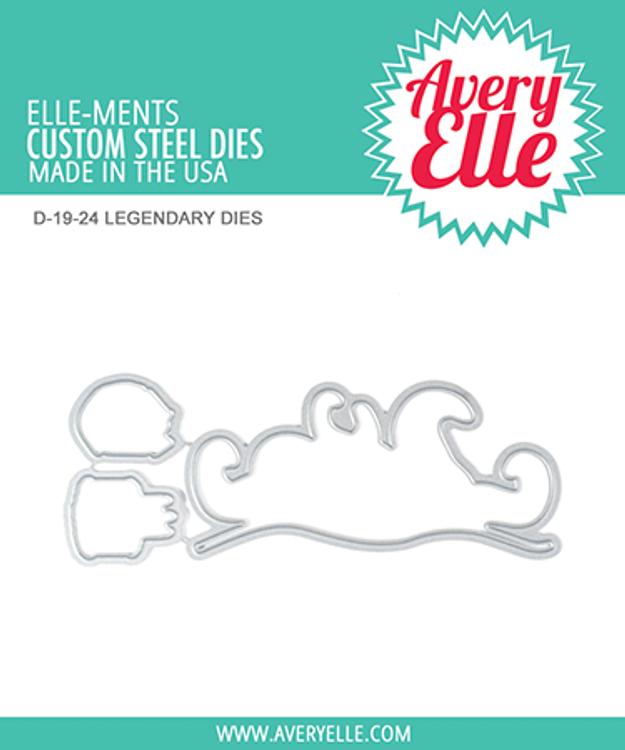 Avery Elle Legendary Dies