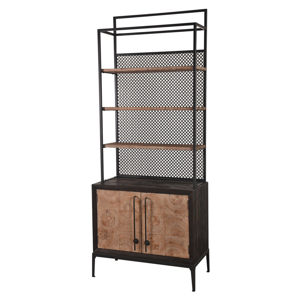 ELM SHELVING UNIT (F113)