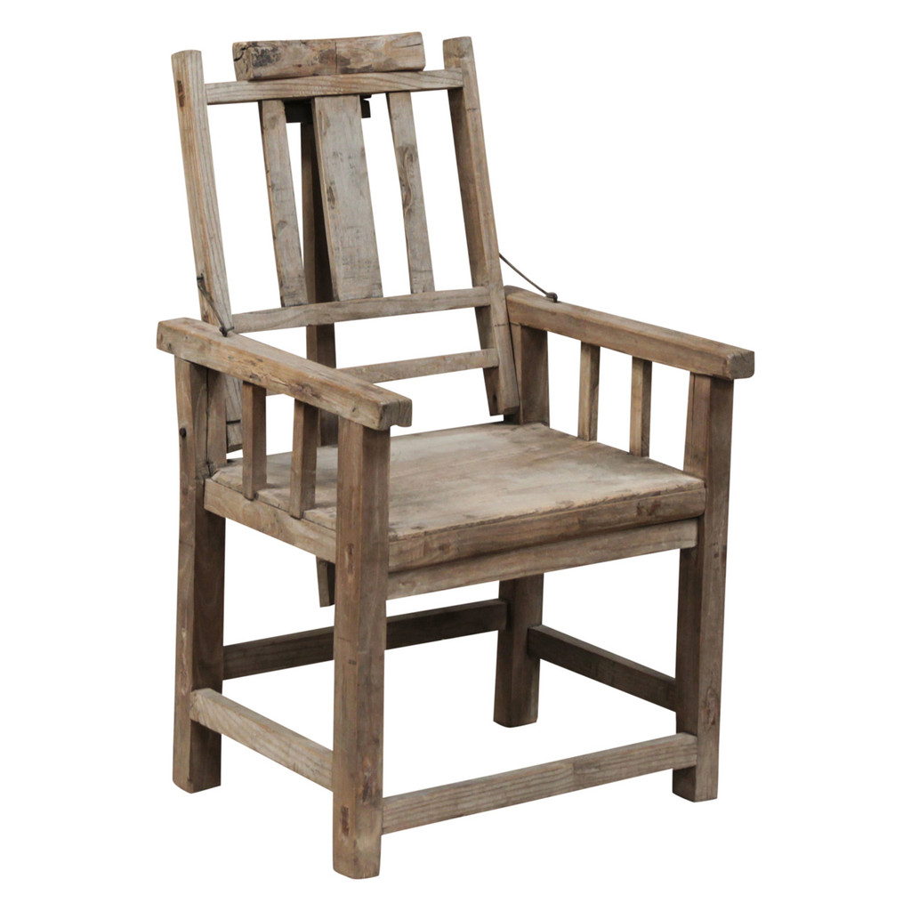 CHAIR, OLD ELM (DH024)
