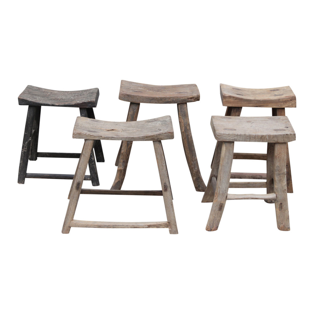 STOOL, WORKERS SADDLE (DH046)