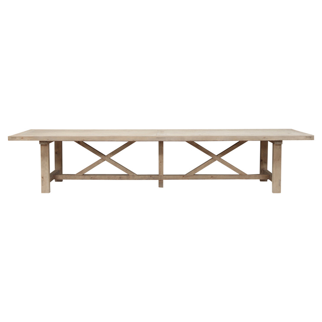 DINING TABLE, 4 METER (DH066)